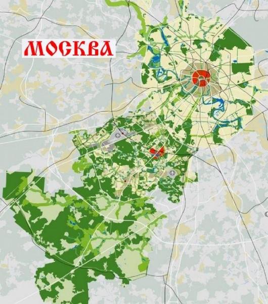 Автополив. Москва.